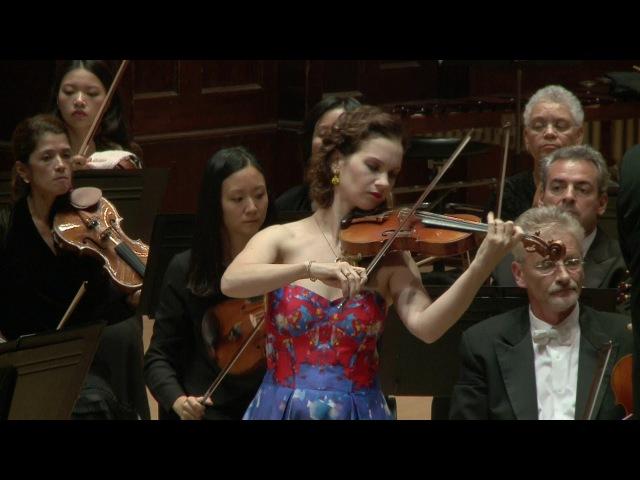 BEETHOVEN Concerto for Violin and Orchestra - Hilary Hahn, violin Leonard Slatkin, conductor