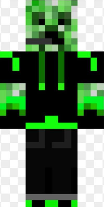 скин крипера на майнкрафт 1.9 #5