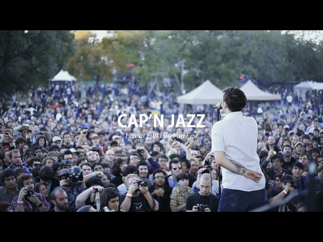 Cap'n Jazz - Basil's Kite / In The Clear (Live at Fun Fun Fun Fest, 06/11/2010)