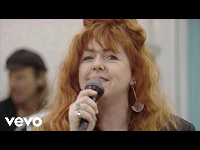 Maggie Reilly Everytime We Touch ZDF Fernsehgarten 05 07 1992