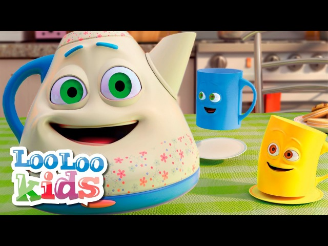 I'm a Little Teapot Great Songs for Children LooLoo Kids