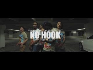 "YBN Nahmir x YBN Almighty Jay ""No Hook""  (Prod by Hoodzone)"