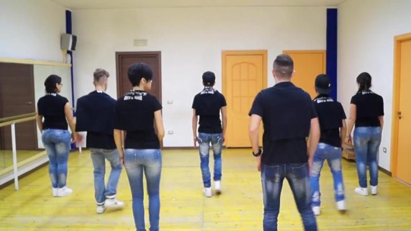 JoeyRina Toca Toca Impara i Passi Balli di Gruppo 2014 Line Dance