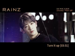 RAINZ - SHAKE YOU UP (Album Preview)