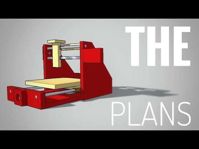 ZepLabs 20$ CNC Plans