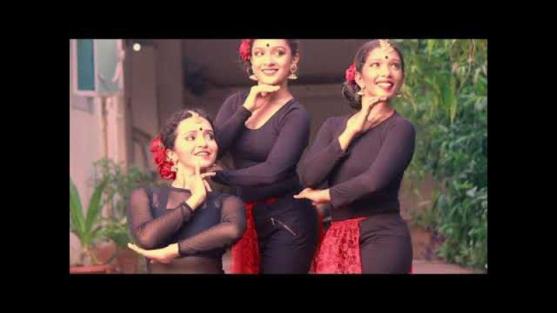 Despacito Dance Cover Indian Fusion Trio Piah Dance Company