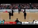 Hidehisa NISHIMURA K1 Kosuke HATAKENAKA 65th All Japan KENDO Championship Semi final 62