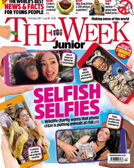 The Week Junior UK Issue 98 14 October 2017