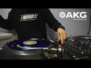 UPPERCUTS DJs - Azarov AKG Routine