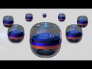 Martin Kenny - Cosmic Egg universe (flat Earth) 3 D model - mirrored from Norbzworld channel.
