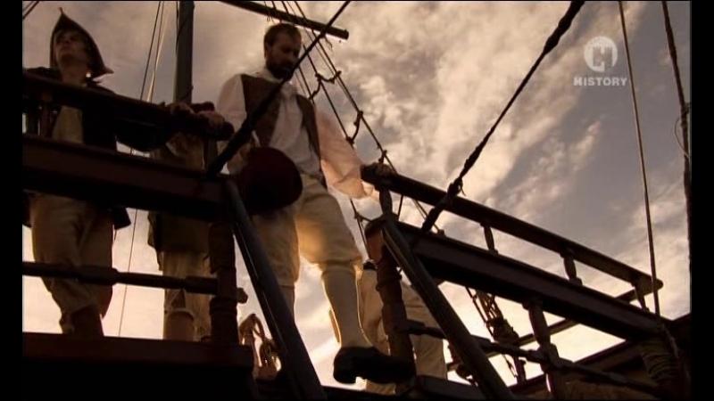 Бунт на невольничьем корабле