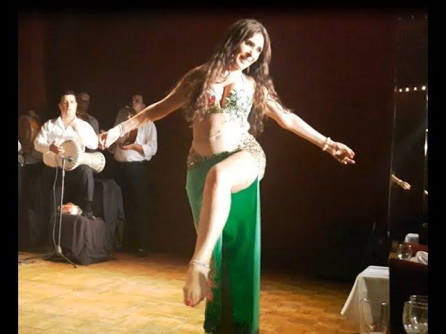 دينا DINA ,Semiramis Cairo, Taht El Shibak Choreography. Dina bellydance الراقصة دينا