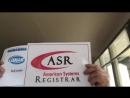 American Systems Registrar (ASR) - Unofficial Accreditation and Overseen By China-Led IAF