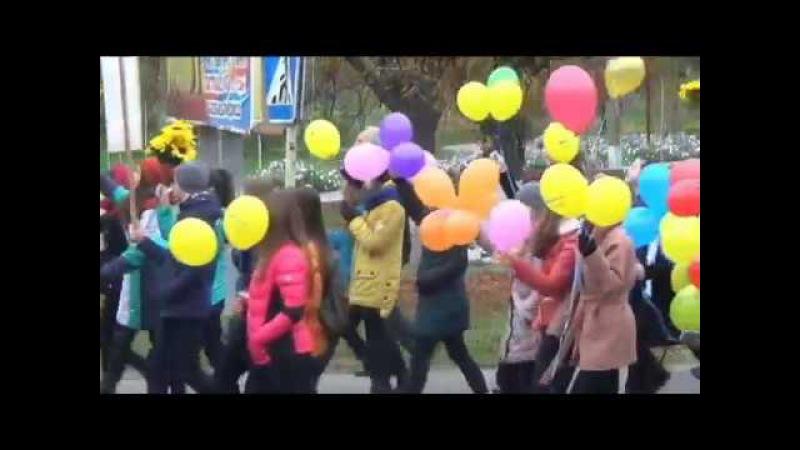 День освобожения пгт Веселого 26 10 2017г