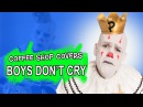Boys Don't Cry - The Cure cover (Bob Dylan in a coffee shop style) - Puddles Pity Party