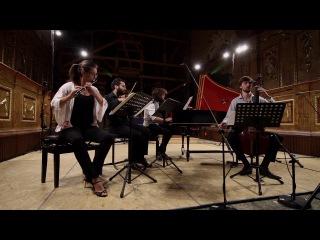 J. S. Bach: Trio Sonata no. 5 in C Major BWV 529 (Allegro) | Nevermind