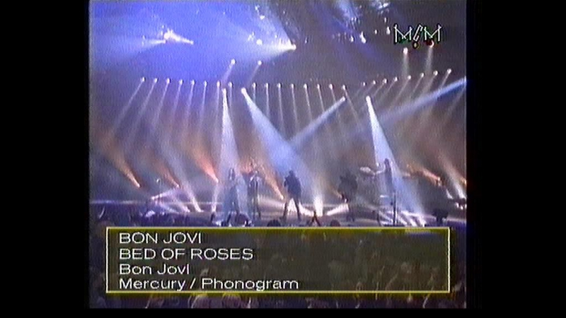 03 Bon Jovi Bed Of Roses 1992 MCM