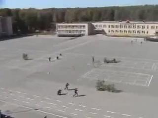 Новосибирское Высшее Военное Командное Училище ( Войсковая Разведка и Спецразведка)