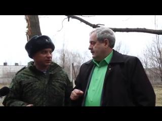 Мэр Первомайска_ обстрелами ВСУ повреждено 16 домов, 3 газопровода, 1240 абонент