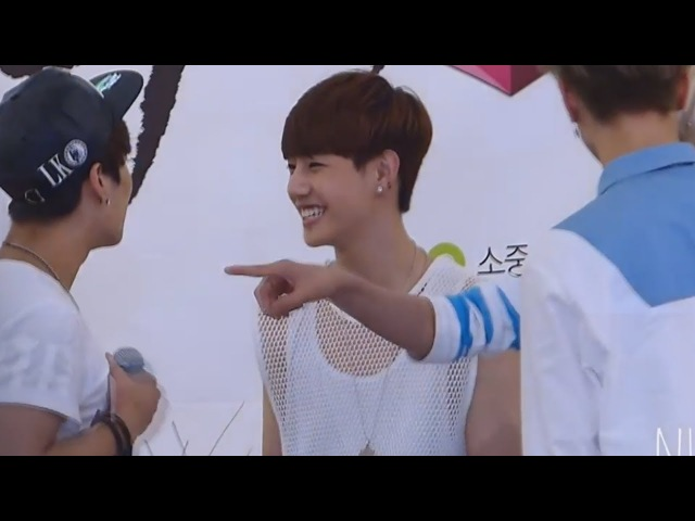 MARKSON MOMENT 151 Mark knows where it's at