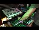 Live Acid_Electronica - Live Set Practice - TR8, TB03, MX1, Sytem 1, Minilogue