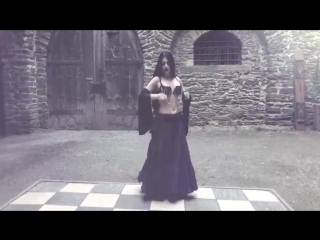 Mahafsoun Metal Bellydance - Septicflesh (War In Heaven)