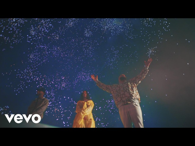 DJ Khaled ft. Rihanna Bryson Tiller Wild Thoughts Official Video