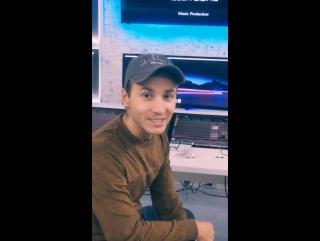 Антон азаров работа над новой песней