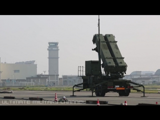 Japanese forces conduct PATRIOT MISSILE CAPABILITY training (plus multiple PATRIOT TEST LAUNCHES)!