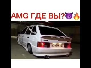 AMG ИЛИ  PRIORA