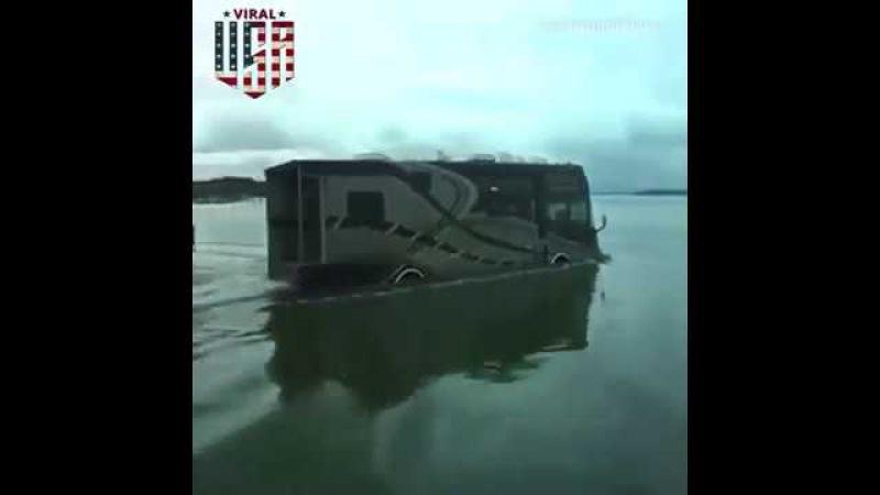Terra Wind Amphibious Motorcoach