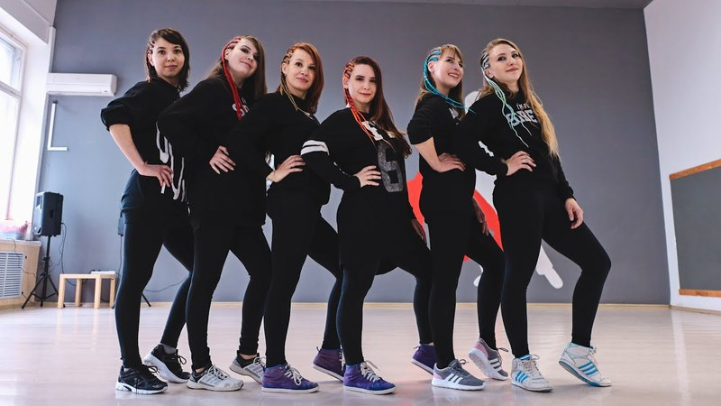 Choreo by Nadya Solopova Hael Ready