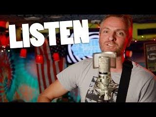 JOE SUMNER - Listen (Live at JITV HQ in Los Angeles, CA 2016) #JAMINTHEVAN