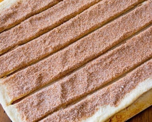 Торт-рулет с корицей, изображение №2