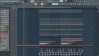 Mike Williams - The Beat (Drop) [FL Studio Remake + FREE FLP]