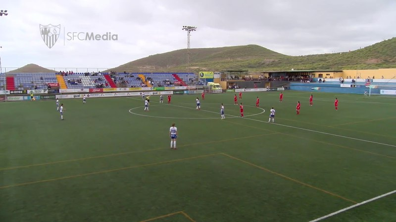 UDG Tenerife 2 0 Sevilla FC Femenino 5/5/18. Sevilla FC