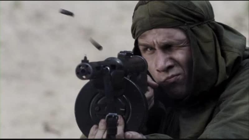 Привет от Катюши 2013 Бой советских диверсантов с немцами