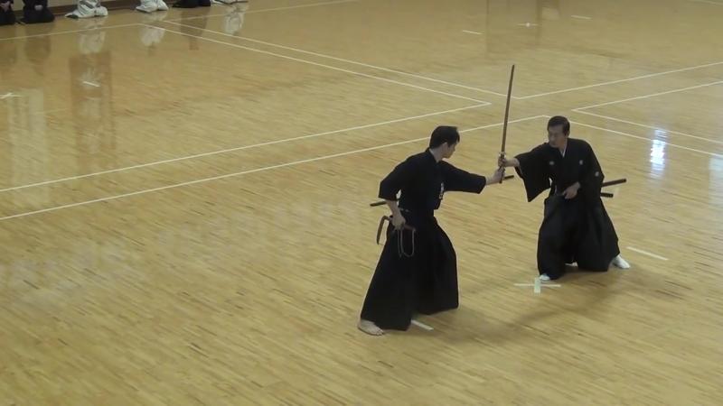 金輪流鎖鎌術相伝家 (Kusarigamajutsu)
