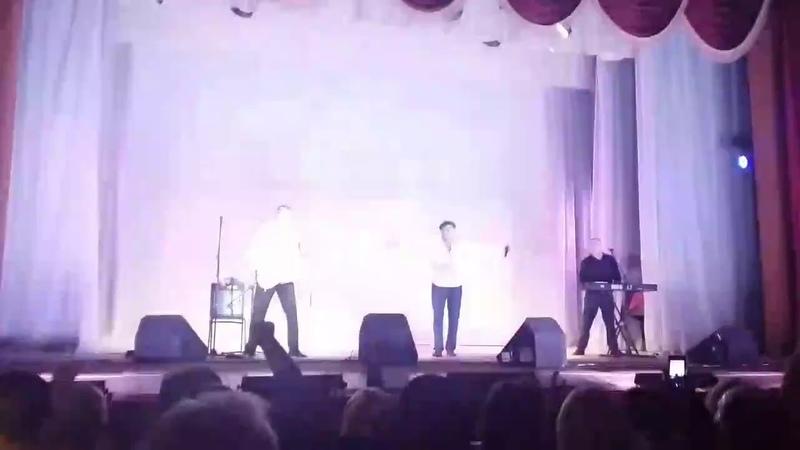 Группа БУТЫРКА Запахло Весной Концерт в г Елец 15 декабря 2018 ГДК Эльта