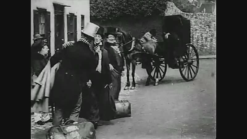 Посмертные записки Пиквикского клуба (1913) 1080p