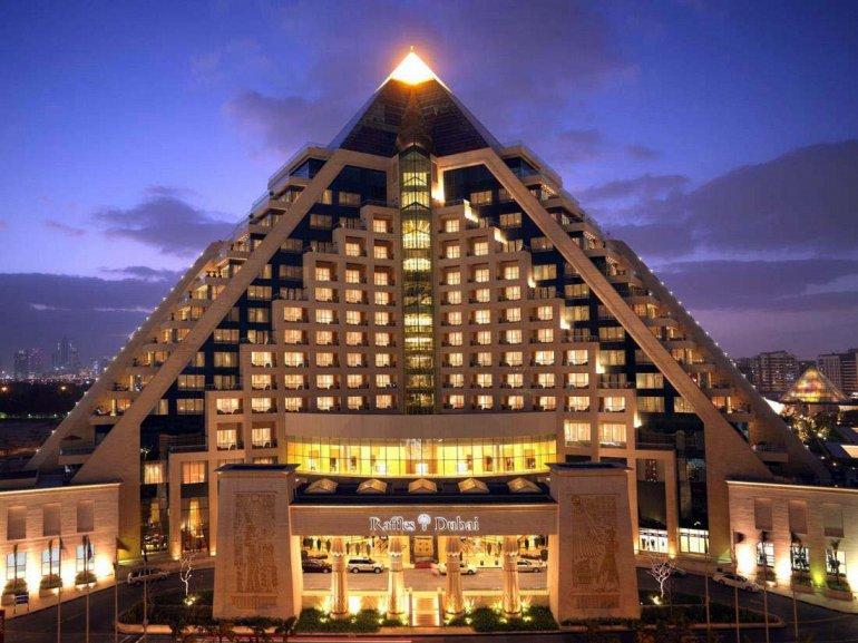 Топ-10 самых дорогих отелей Дубая, изображение №4