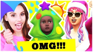 🌈 *NEW* CREATE A SIM REVIEW ~ The Sims 4 Seasons! ☔️⚡️