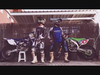 Moteros bachateros 1, мотоциклисты танцуют, танцующие эндуристы, мотокросс, motocross dance, baile dirtbike, moto bachata