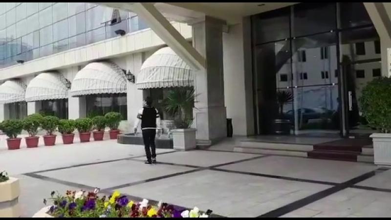 Ернар Айдар Ташкет Калсында ан кеш сапарда