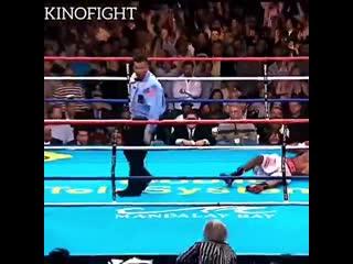 Один из самых лучших раундов в истории бокса