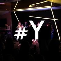 Логотип YOUTHWOLIRK