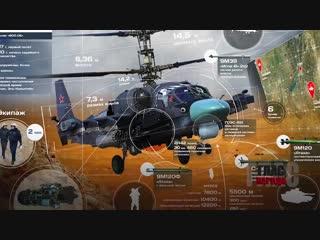 Русский вертолёт Ка 52