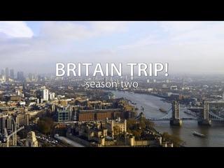 BRITAIN TRIP! - London: Borough Market, Sky Garden, Leadenhall Market