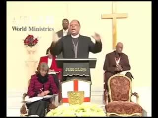 Чёрный проповедник о негроидной расе! Pastor James David Manning on Black Folk