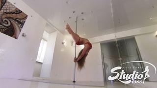 Pole dance - инструктор Анна Саютина | Москва | Studio 1366